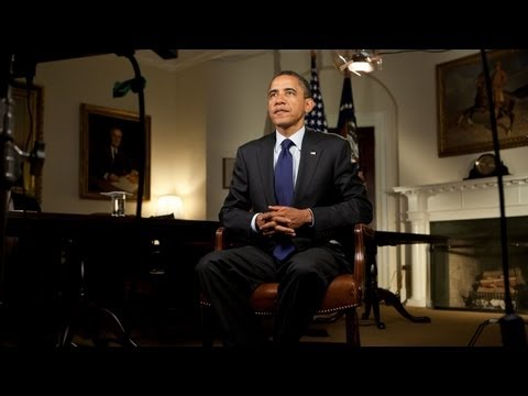 Weekly Address: Making Your Voice Heard on the American Jobs Act