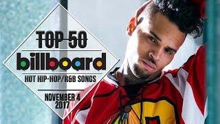 Top 50 • US Hip-Hop/R&B Songs • November 4, 2017 | Billboard-Charts