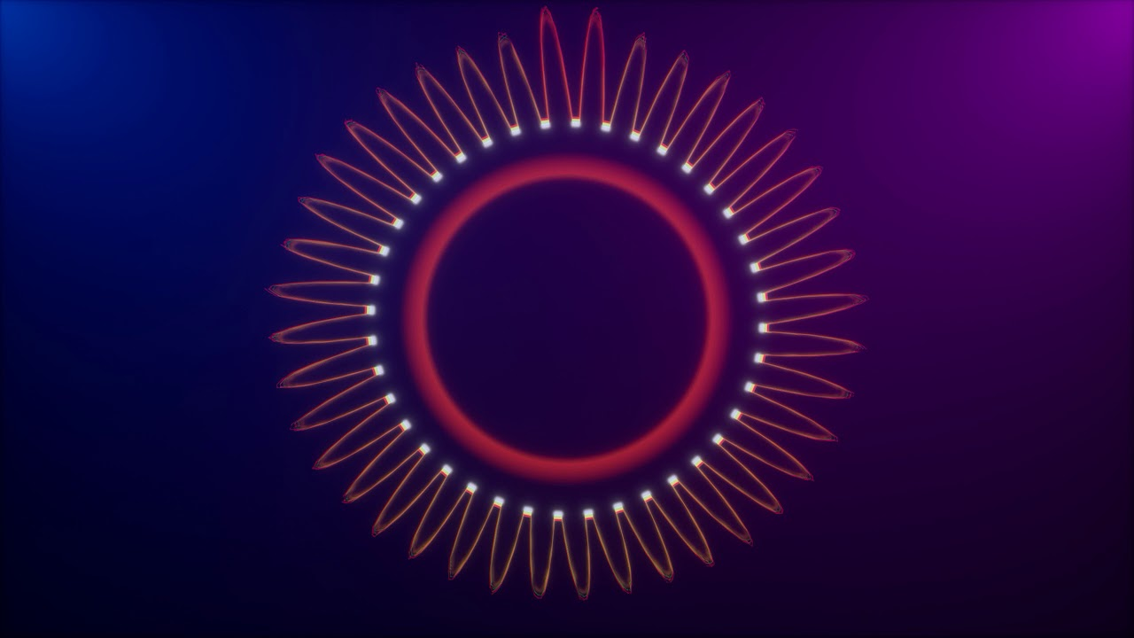 UE4 Audio Visualization - Sound Beam Circle