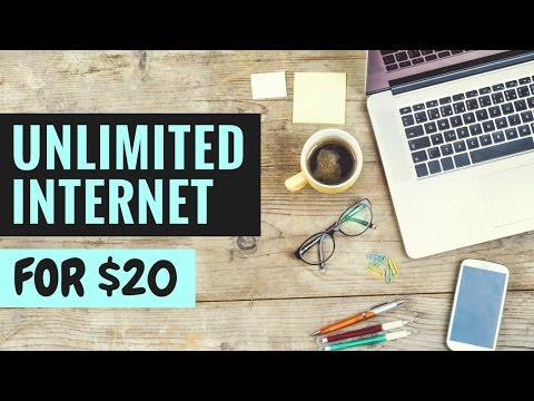 $20 for Unlimited Internet 📶 👍 AT&T Mobley Hot Spot 🚐💨 Full Time RV Living