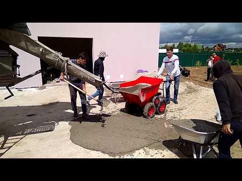Спецпроект перевозка бетона