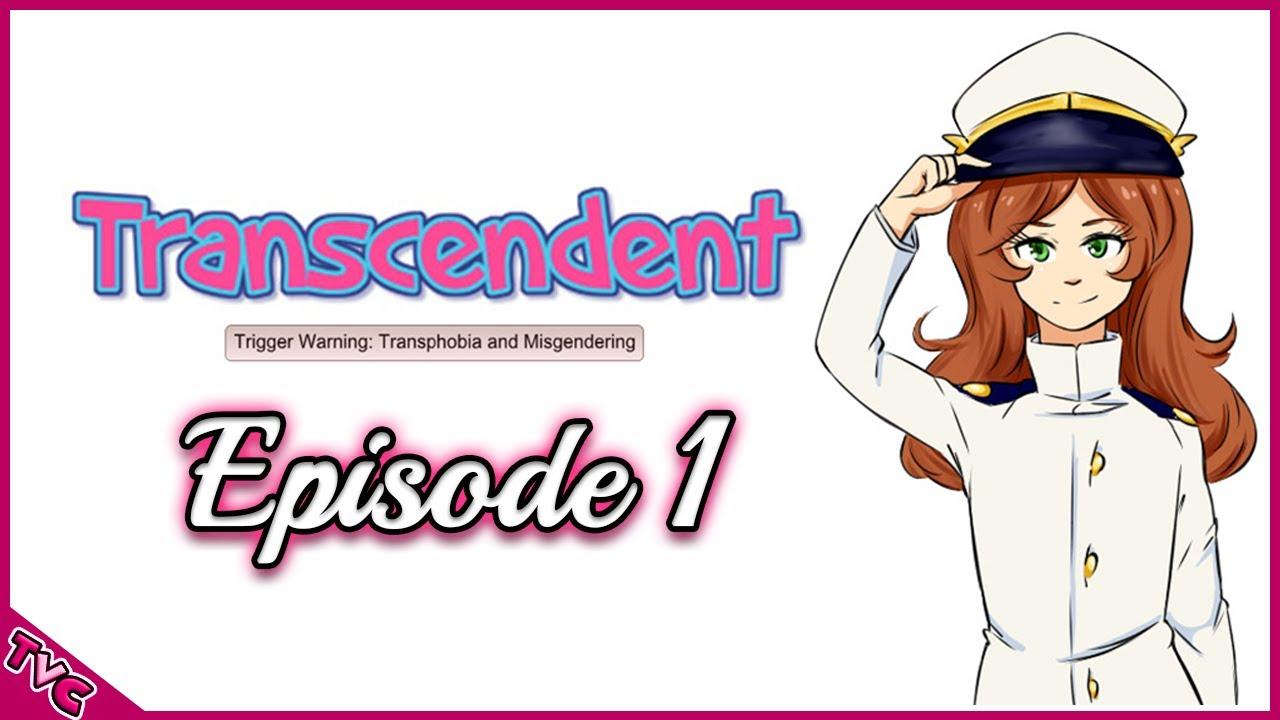 Trans Girl In An All Boys School Transcendent Comic Dub 1 Ft Aiden Devii Denny Blaque P Youtube