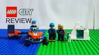LEGO City Arctic Exploration Team Lego Set review (60191)