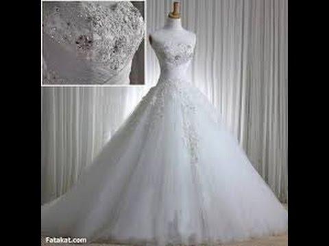 b5b917f594e00 تفسير رؤية فستان الزواج الابيض للعزباء - YouTube