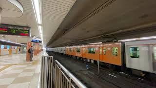 東急大井町線6020系 大岡山駅発車