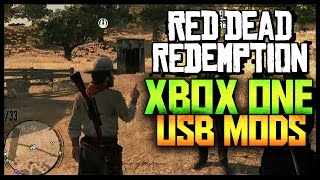 Red Dead Redemption - XBOX ONE Multiplayer USB Mods Tutorial [XBOX ONE/XBOX 360]::