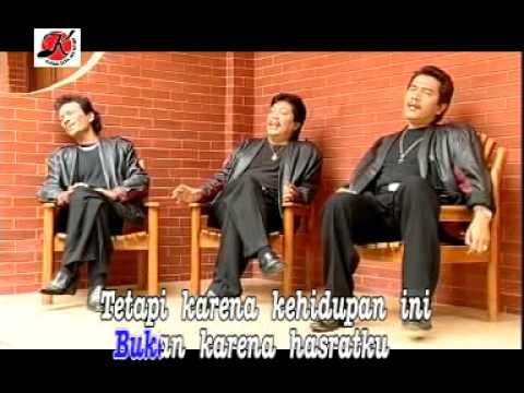 TINGGALAH KEKASIHKU   Trio Ambisi