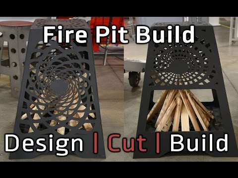 Design | Cut | Build Episode 8: Fire Pit