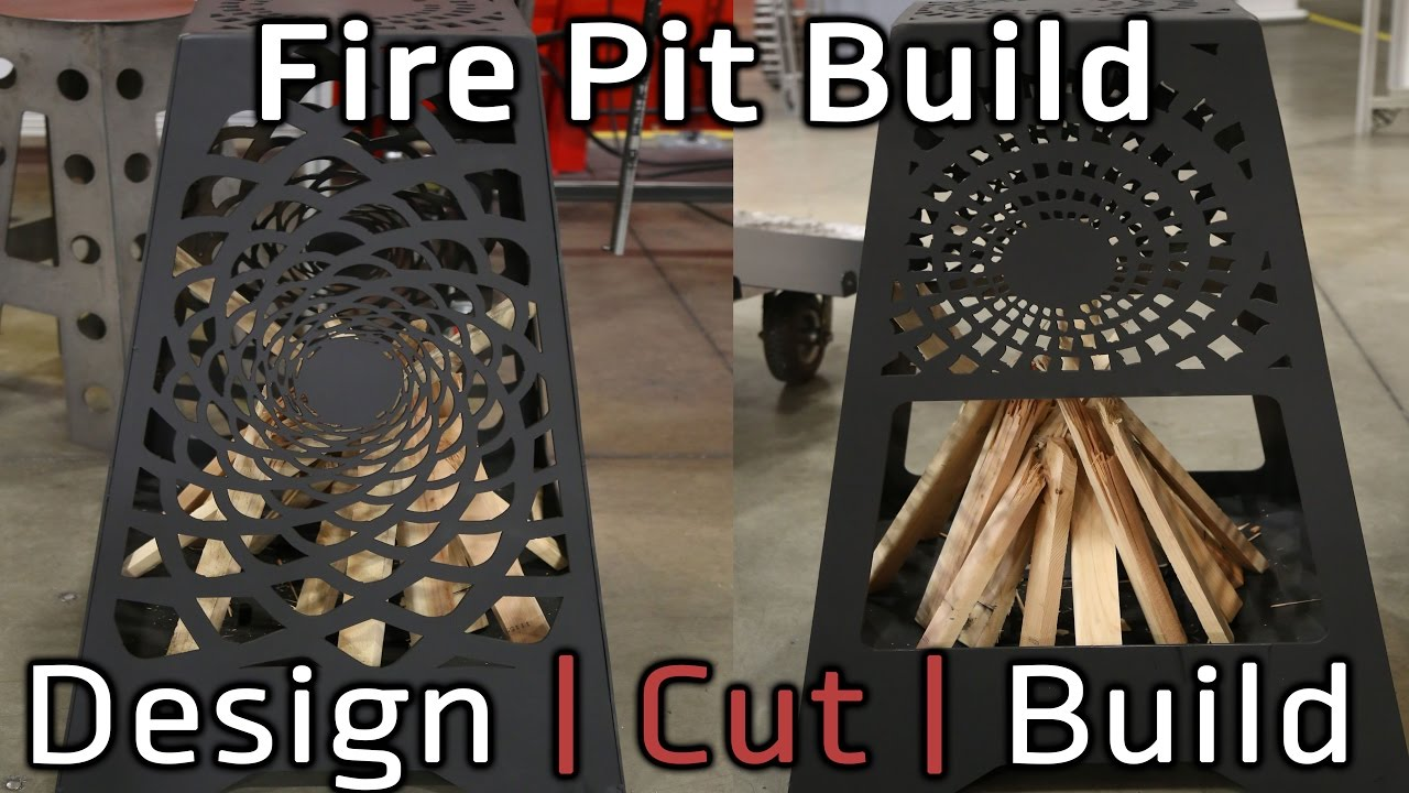 Design Cut Build Episode 8 Fire Pit Youtube