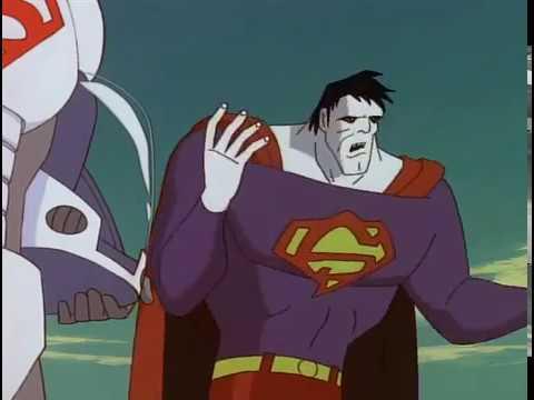 Download Superman gives Bizarro a new home