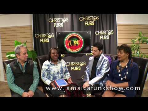 Jamaica Funk Show w/ Andre Bellos & anti-bullying