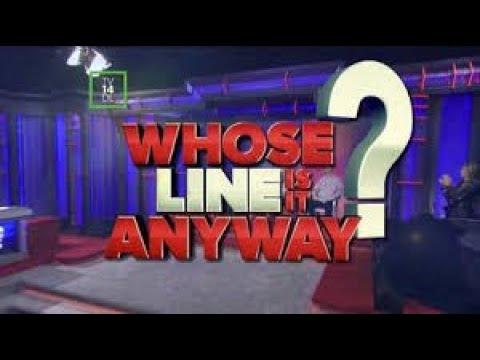 Whose Line - Adam Rippon