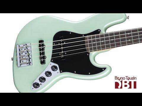 Fender Jazz Bass V Deluxe Active ?Test complet