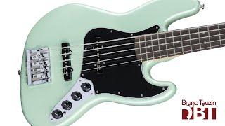 Fender Jazz Bass V Deluxe Active ??Test complet