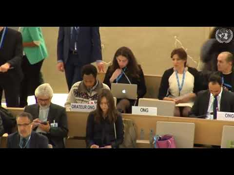 36th Session Human Rights Council - HL Panel on Children in Syria - Mr. Mutua K. Kobia