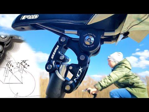 SR Suntour SP12  NCX амортизационный подседельный штырь с Алиэкспресс