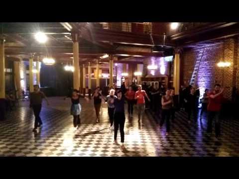 Solo Jazz class recap with Elle Brenecki