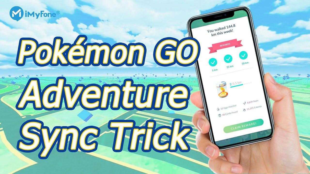 Pokemon GO Weekly Walking Rewards Trick in 2020 - YouTube
