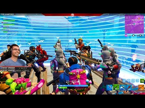 The greatest final circle you will ever see in Fortnite!