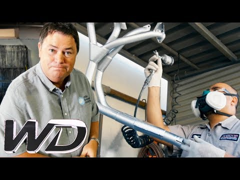 Improve Your Car's Performance With Ceramic Coating | Wheeler Dealers