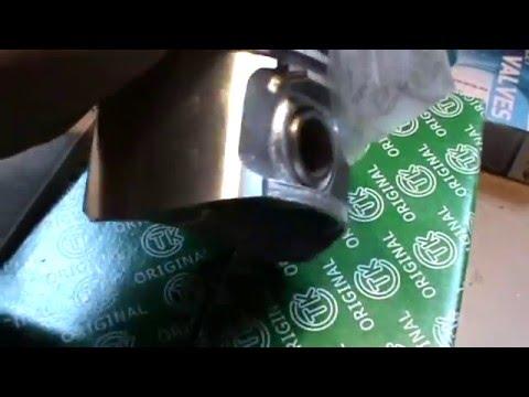 Замена поршневой и ремонт головки не снимая двигателя ВАЗ 21099 2 Часть
