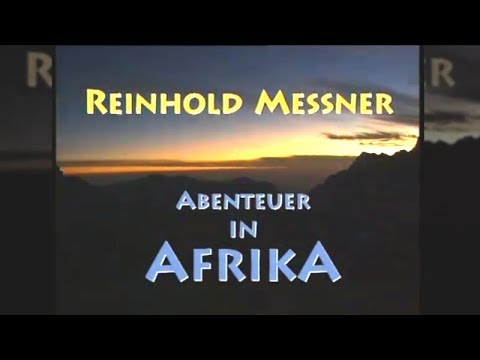 Reinhold Messner Expedition - Ruwenzori Uganda