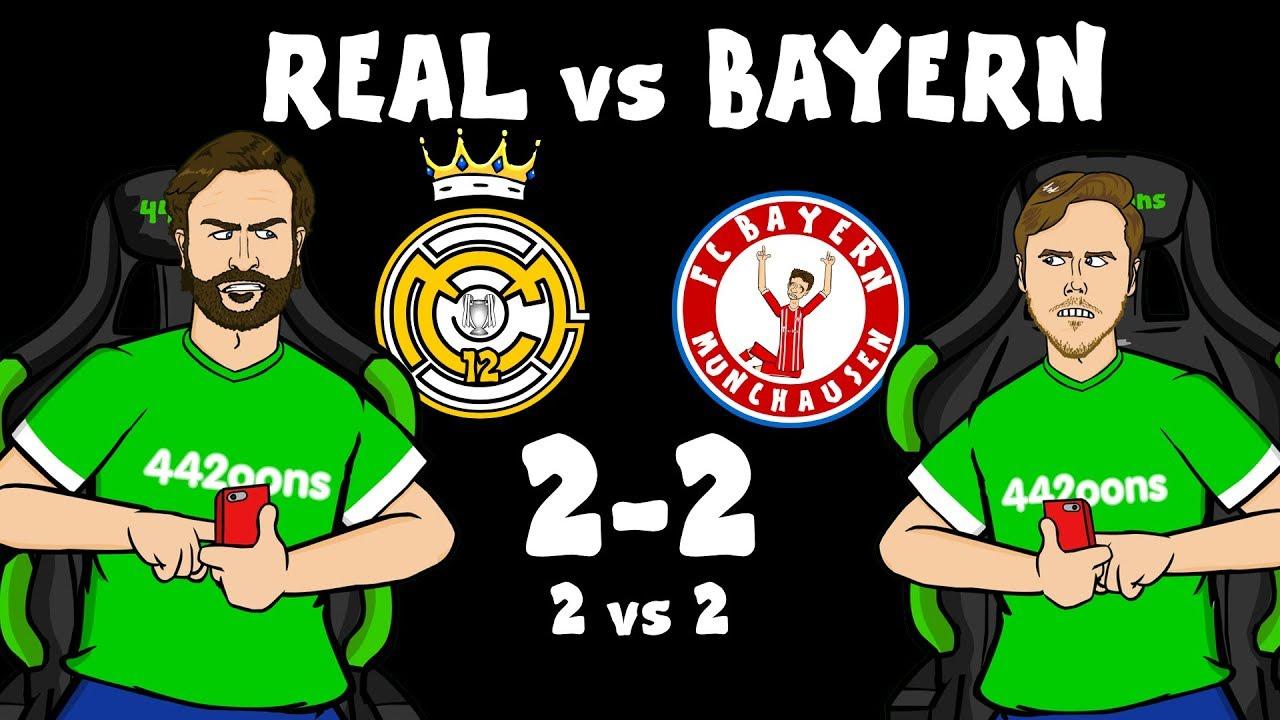Real Madrid Gegen Bayern Live Stream