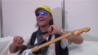 Video Interview Matthias Jabs Scorpions (Bucharest, Romania, 12 June 2018) download MP3, 3GP, MP4, WEBM, AVI, FLV September 2018