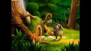 Hedgehog goes home