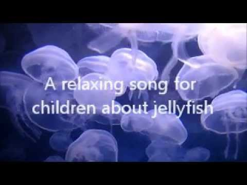 A relaxing childrens song about jellyfish, Jellyfish Lullabubble  POCO DROM!