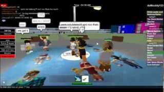 daters on-line ficar exposto no Roblox
