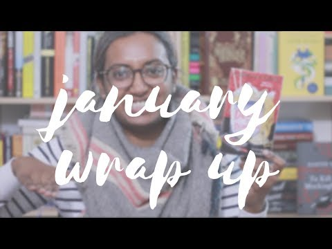 January 2019 Reading Wrap Up Part 1