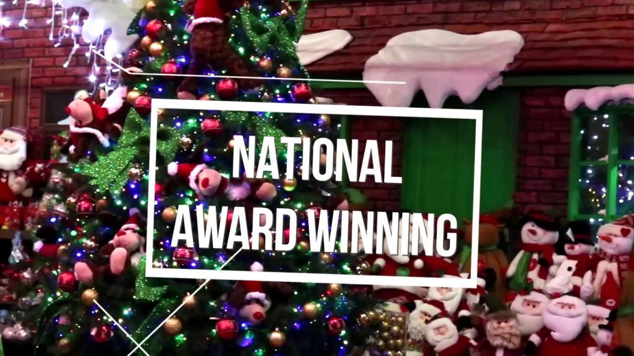 National Award Winning Christmas Shop And Grotto At
