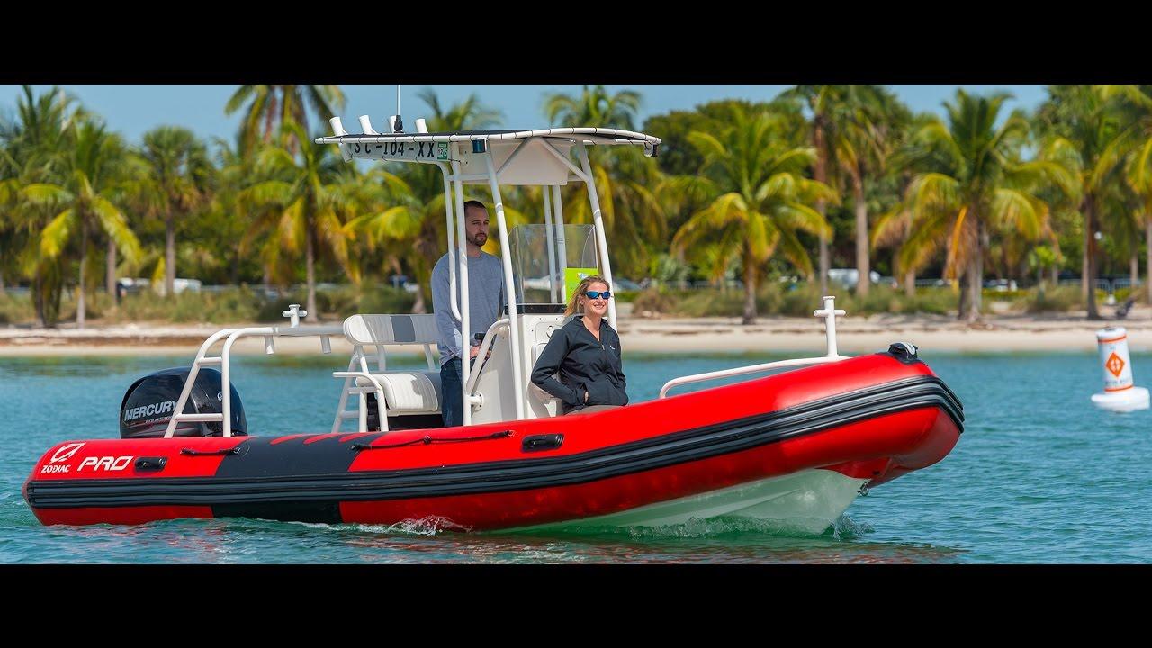 Zodiac Inflatable Boats