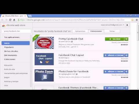 Instalar El Nuevo Chat De Facebook 2013