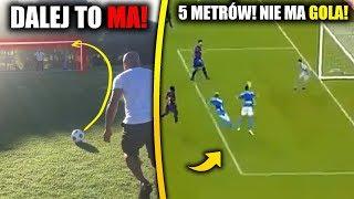 Milik NIE TRAFIŁ z 5 metrów! Cudowny gol Roberto Carlosa!