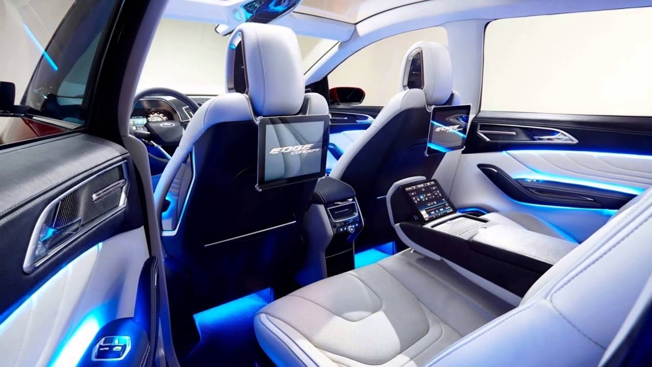 2017 Ford Explorer Interior Design Redesign Review
