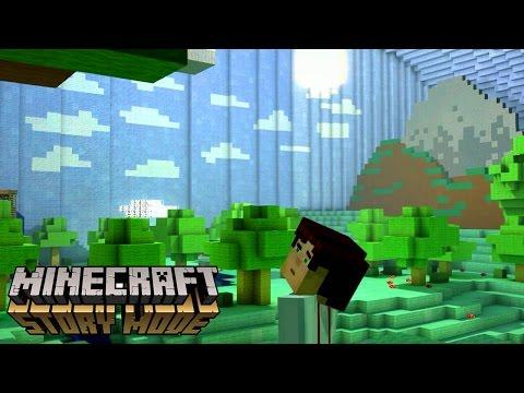 Minecraft Story Mode - LUGAR SECRETO NO THE END! #10 (Episódio 3)