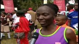 UAP Ndakaini Half Marathon