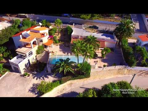 El Portet Moraira, exclusive property for sale, espacios plot, great location EMV