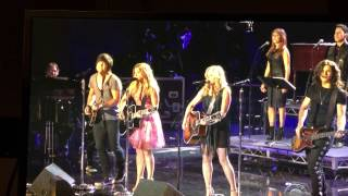 Deana Carter and The Band Perry - Strawberry Wine