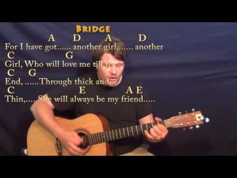 Another Girl (The Beatles) Guitar Cover Lesson with Chords/Lyrics - Munson