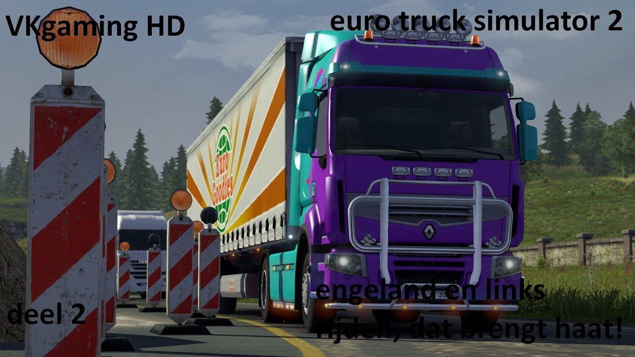 Links rijden simulator
