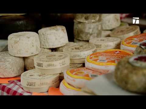 Cheese Shop In Paris And Wine Tastings