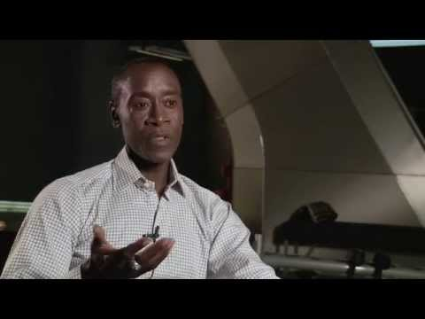 Avengers Age of Ultron Interview - Don Cheadle / War Machine