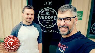 Vedder Holsters Factory Tour