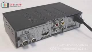 Бесплатное ТВ с Delta Systems 650 - обзор ресивера DVB-T2
