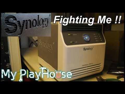 Fighting Synology DS411j To Upgrade With New 4TB - 620