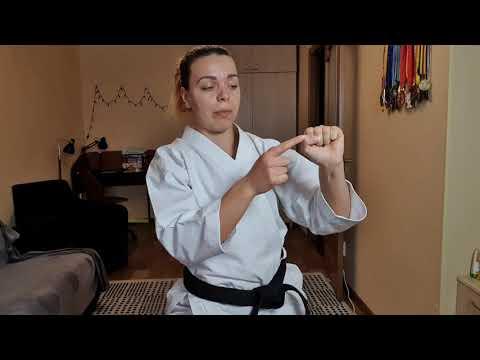 Скачать видео уроки каратэ для начинающих