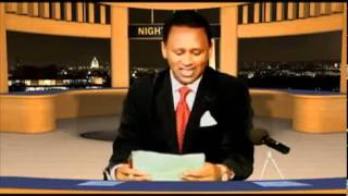 Ethiopian Stand up Comedian Meskerem and Filfilu Reporting Live from US [must watch]